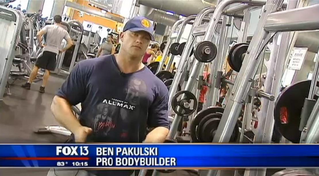 Ben Pakulski Talks About 'Generation Iron'