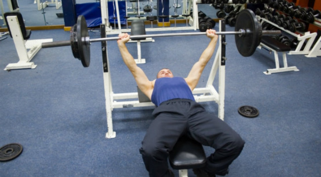 Bench Press More Weight & Save Your Shoulders [VIDEO]