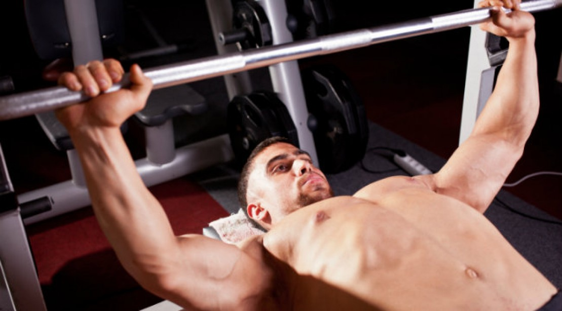 Lift Heavy for More Muscle
