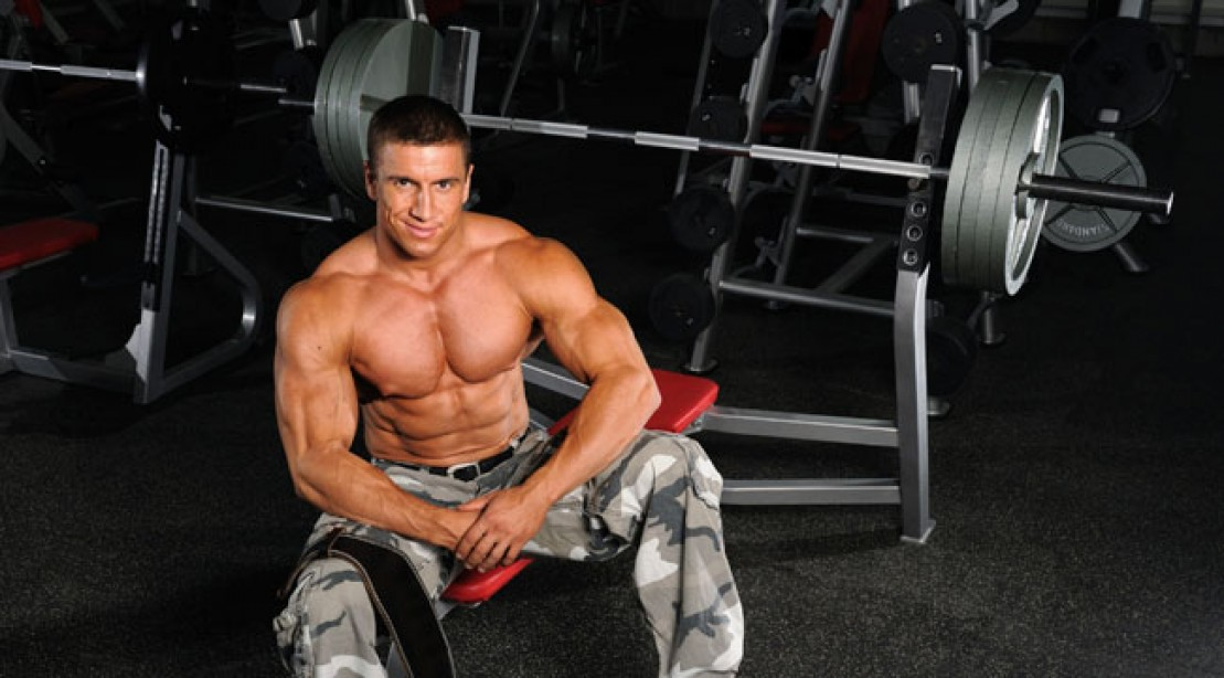 8 Great Tips for a Better Bench Press