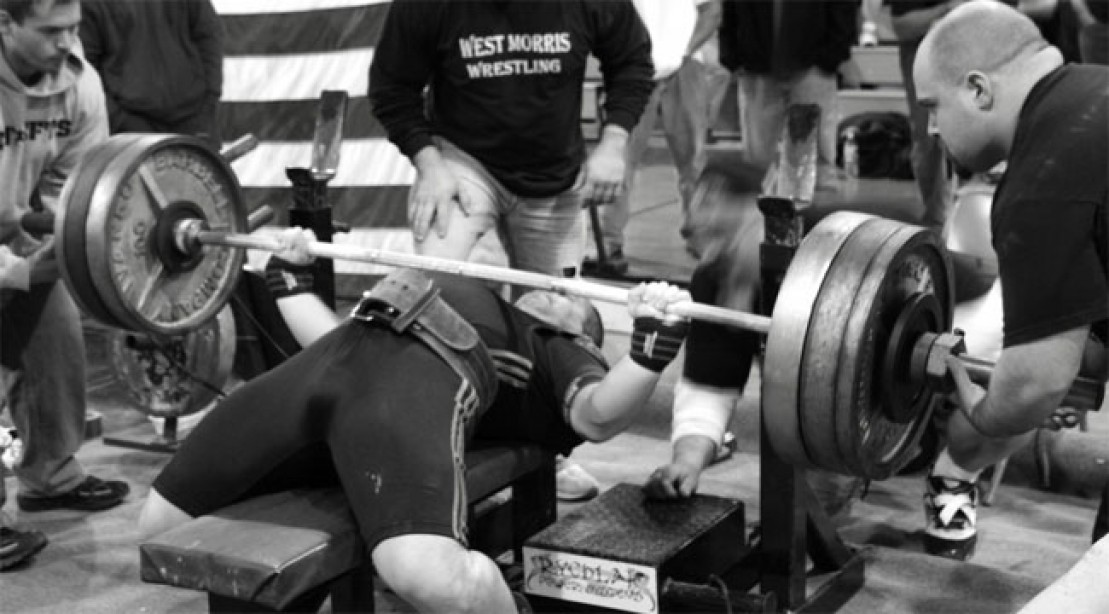 Fix Your Bench Pressing Weaknesses