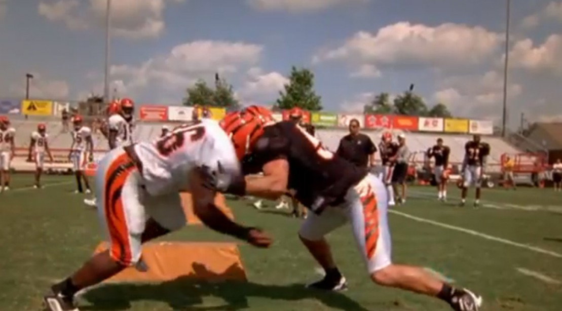 The Bengals Are Back on 'Hard Knocks'
