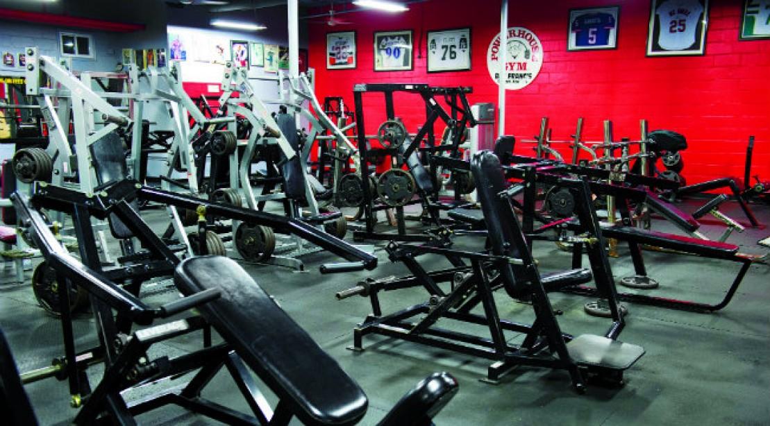 Jacked Gym: Bev Francis