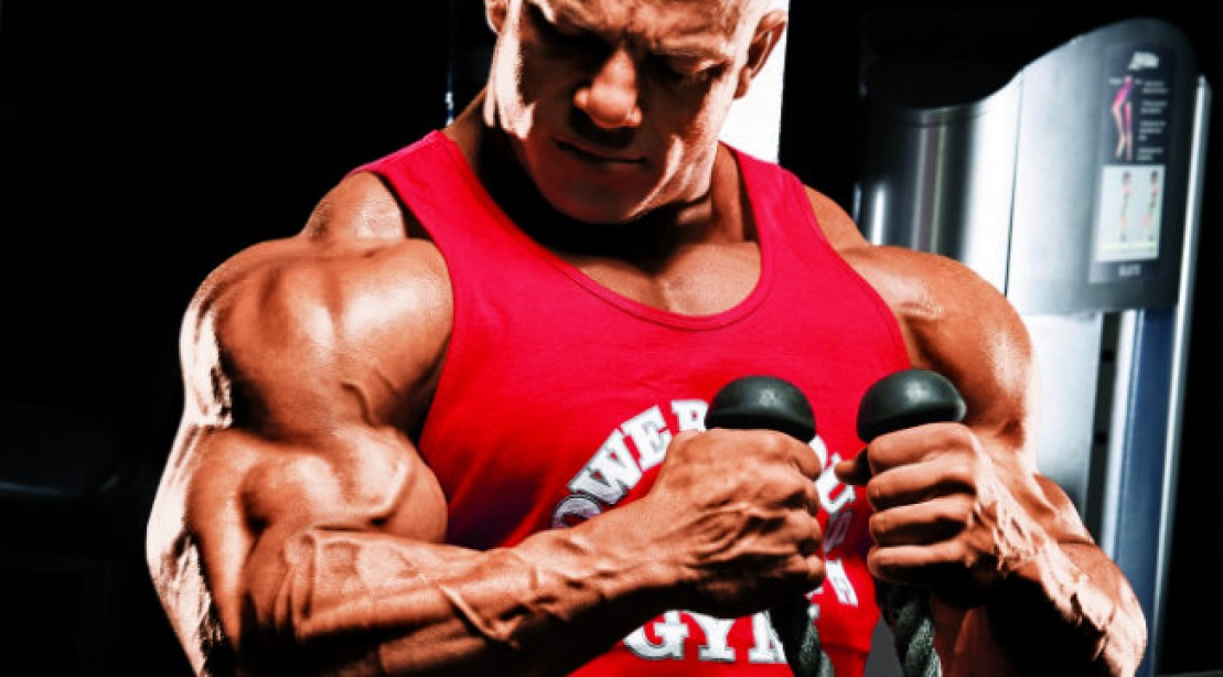 Big Ramy: Hammer It Out for Massive Biceps