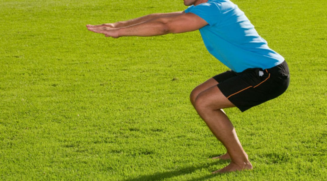 Fix Your Hips for Deeper Squats