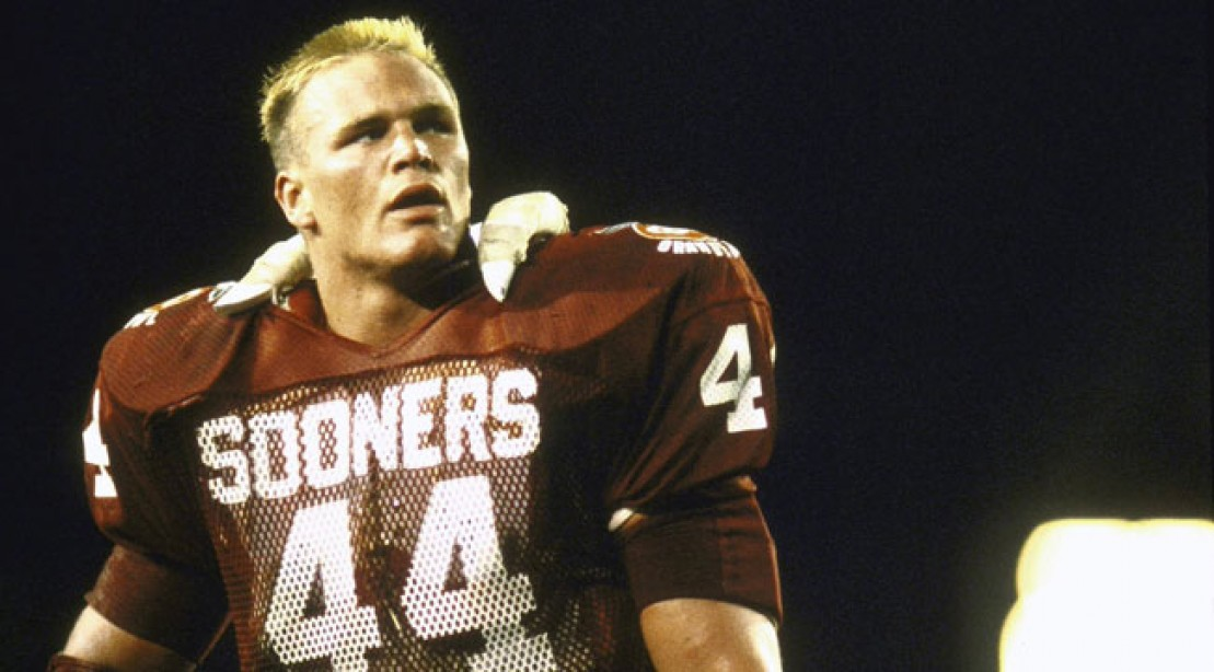 Catching Up With NFL's Brian Bosworth