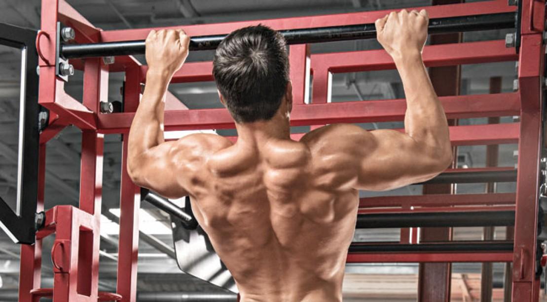 Brian Casad's Body-Transforming Stack