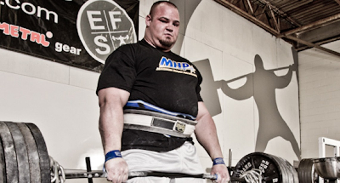 Brian Shaw Wins the 2013 World Strongest Man Competition