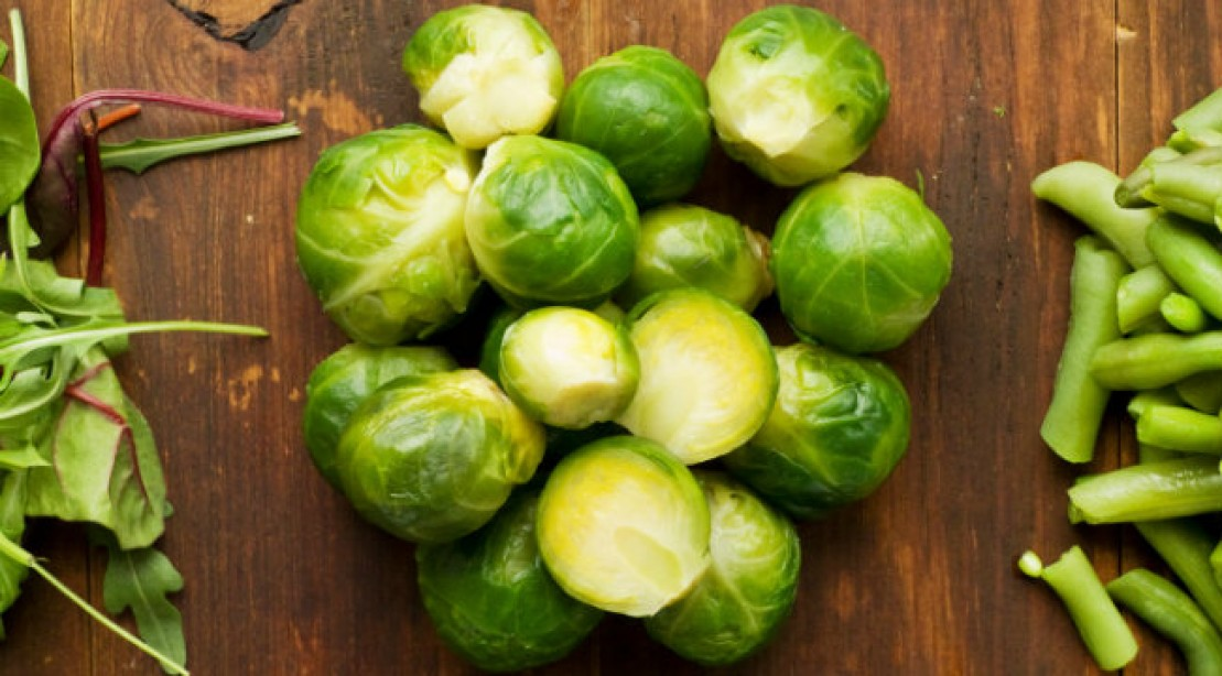 Superfood: Brussels Sprouts