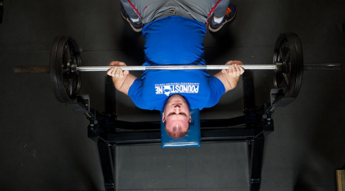 Change Up Your Reps and Sets to Get Bull Strong