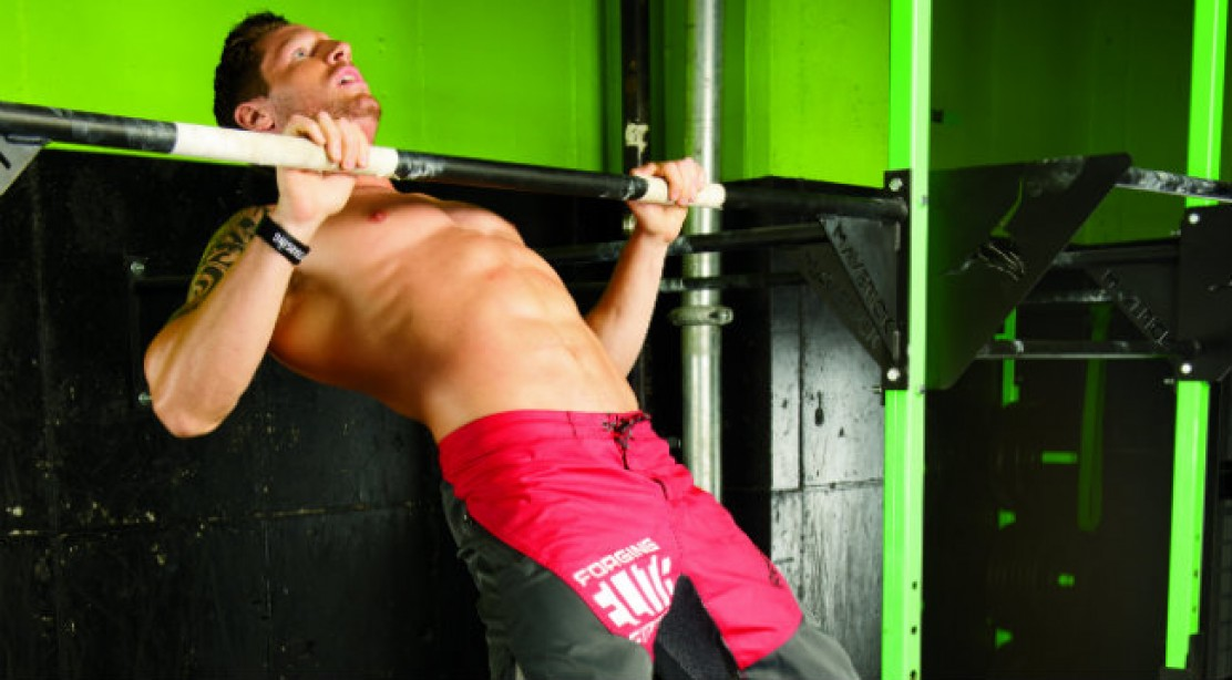 CrossFit Physique: Butterfly Pull-ups