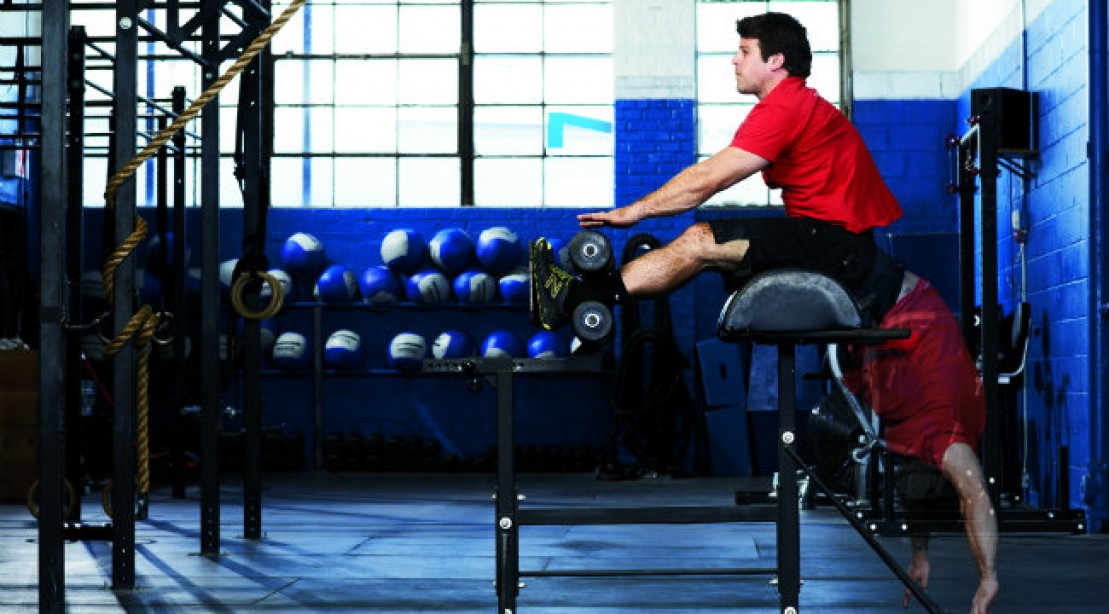Sit-up to Hammer Your Core