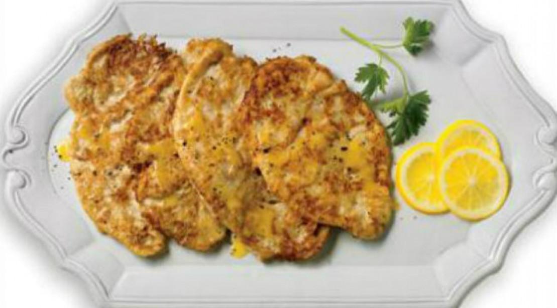 Low-Fat Meal: Cajun Turkey Medallions