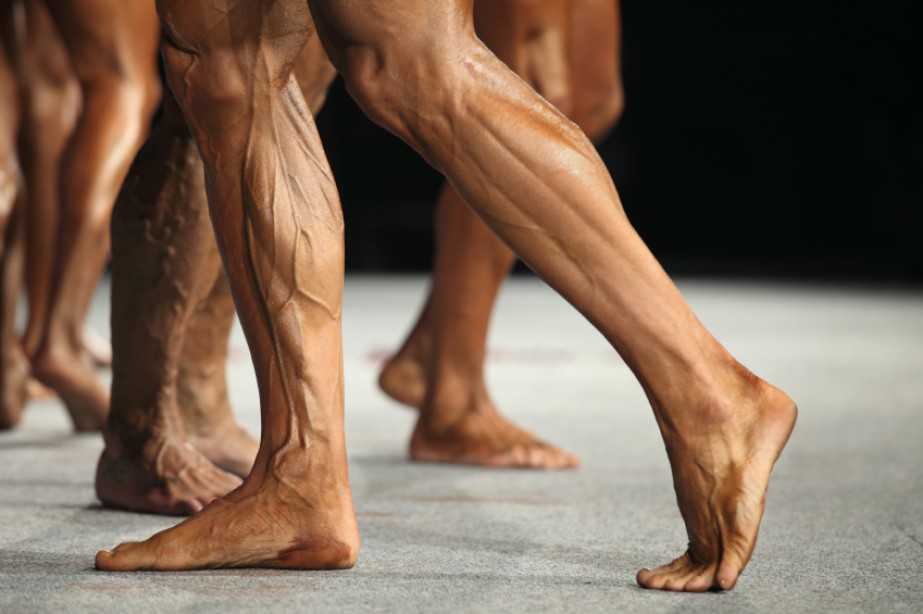 5 Moves For Bigger Stronger Calves Muscle Fitness