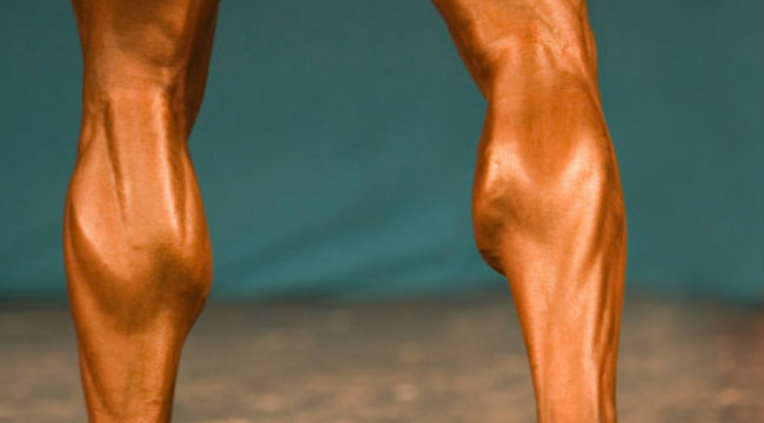 Gym Fix: Build Bigger Calves with This Exercise