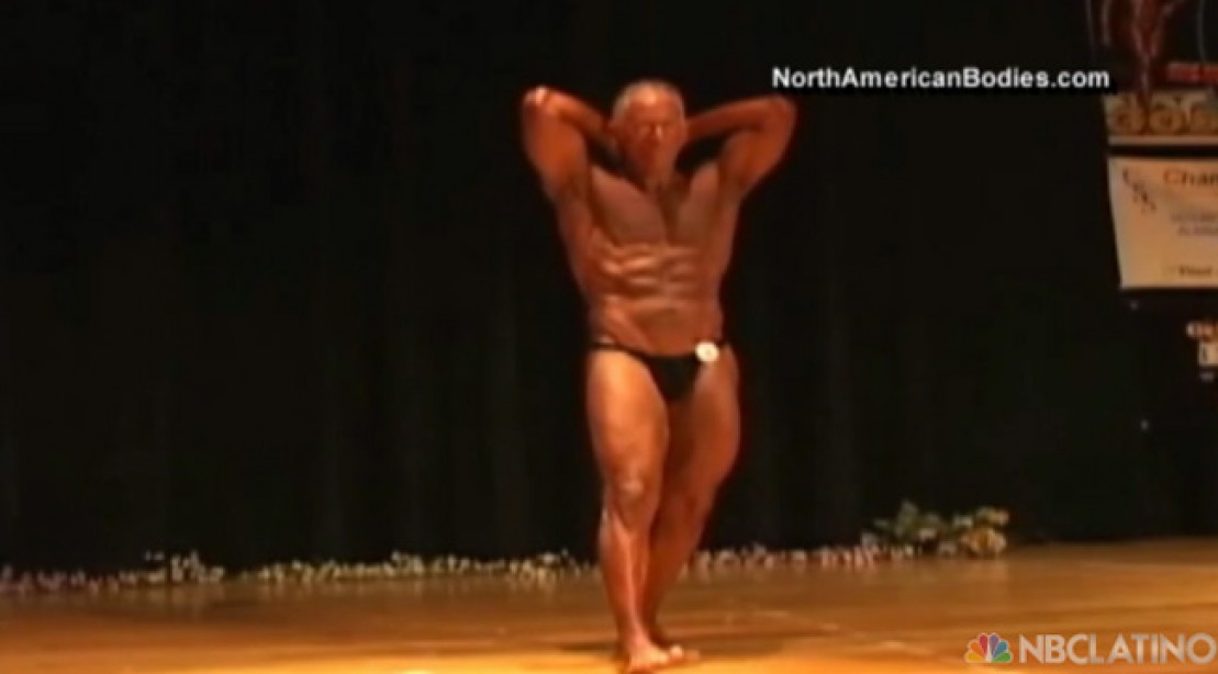 Former Mayor of Miami-Dade Takes Up Bodybuilding