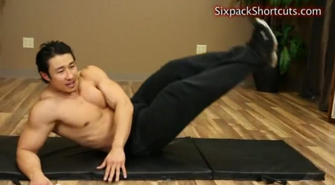 Brutal Fat-Burning Burpee Workout