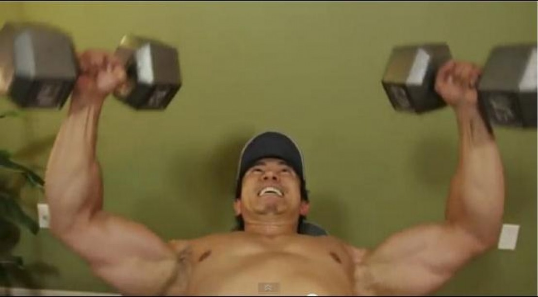 Monster Mass Building Workout