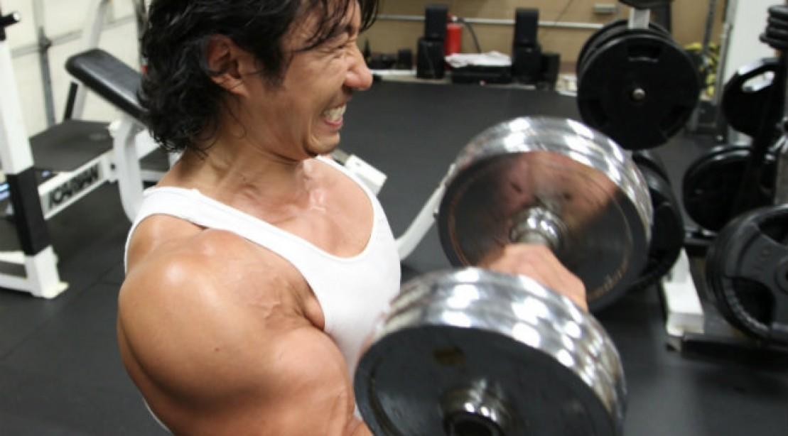 Monster Shoulder & Cardio Workout