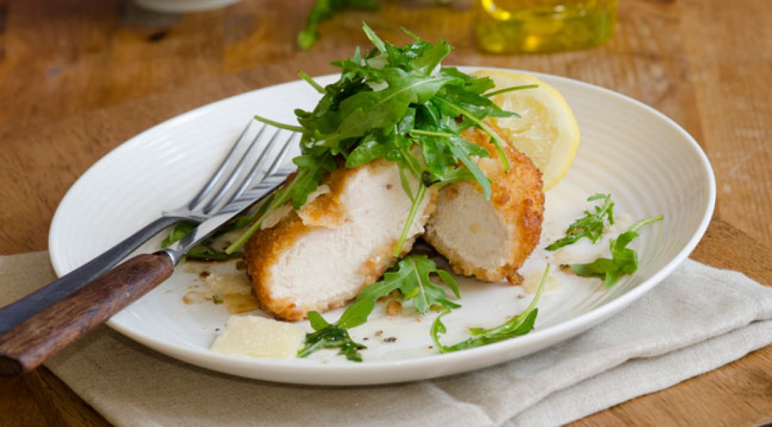 Healthy chicken cordon bleu recipe muscle fitness poultry protein chicken cordon bleu forumfinder Image collections