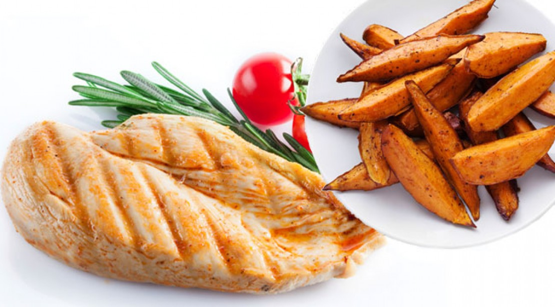 Muscle Food: Healthy Chicken 'n' Taters