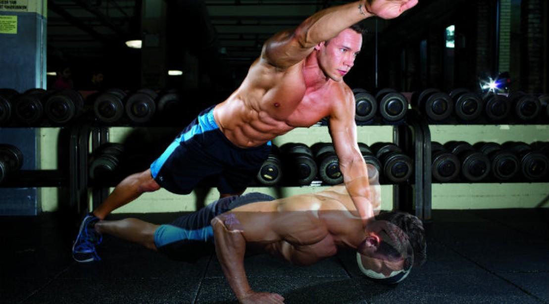 Ultimate Core Bolstering Move