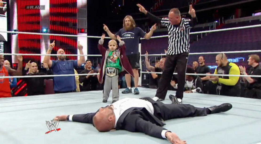WWE Pays Tribute to Connor the Crusher