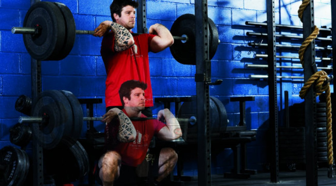 Complete Your Training Program with the Front Squat