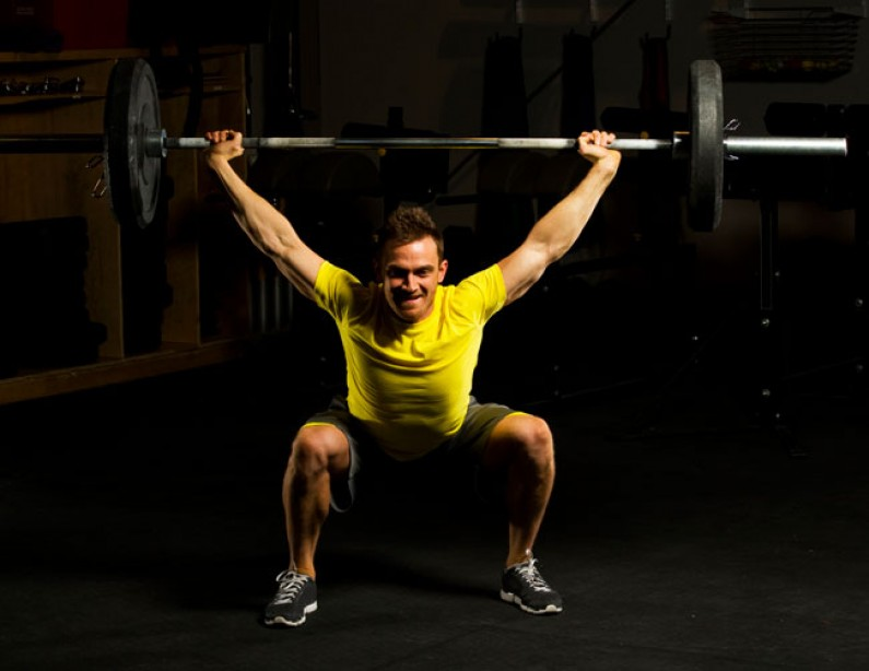 CrossFit Games Open WOD #1: The AMRAP from Hell
