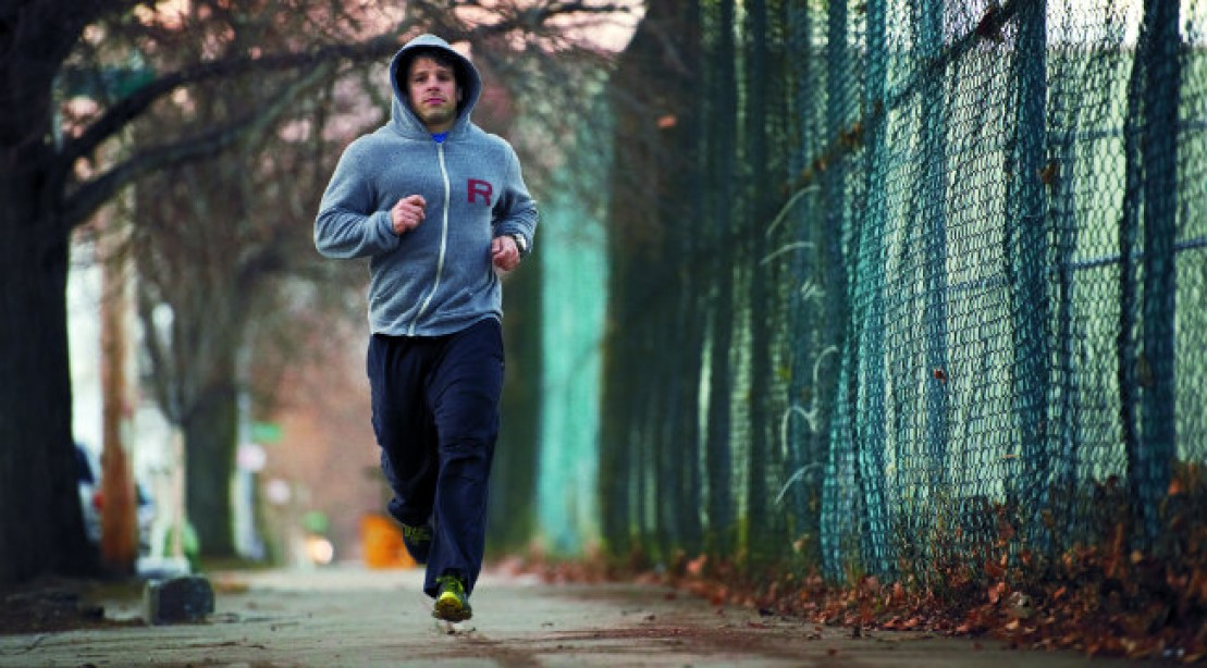 CrossFit Workout: The Run WOD