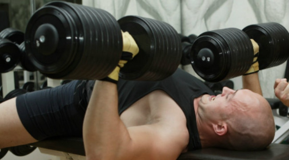 Smart Dumbbell Benching Tips