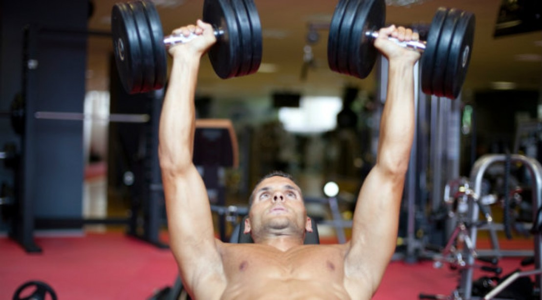 2 Great Chest Building Exercises for Power & Strength