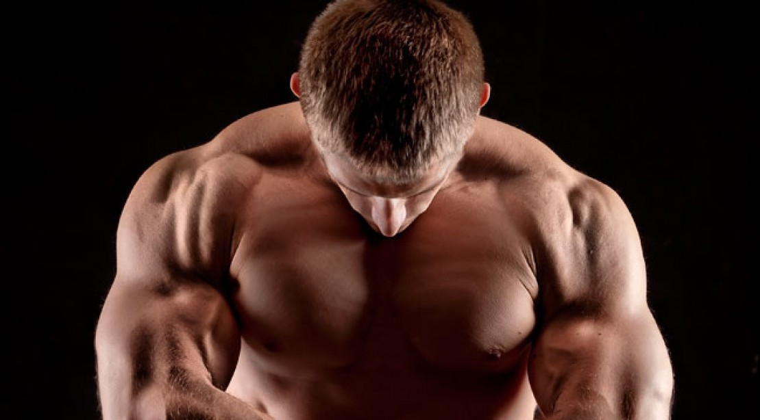 Pick Up Your Delts   Muscle & Fitness