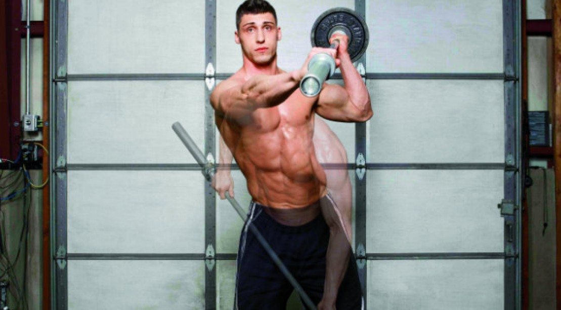 Dig Your Abs for A Shredded Six-Pack