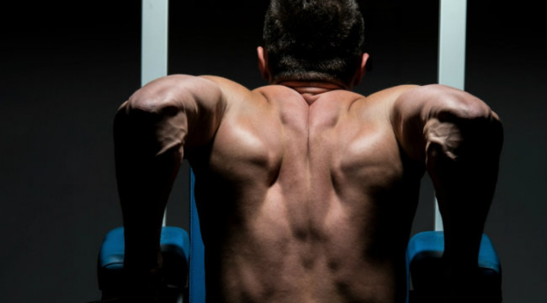 Take a Dip for More Upper Body Strength