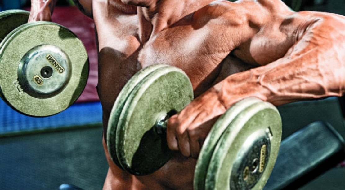 Instant Muscle: Dumbbell Ideas