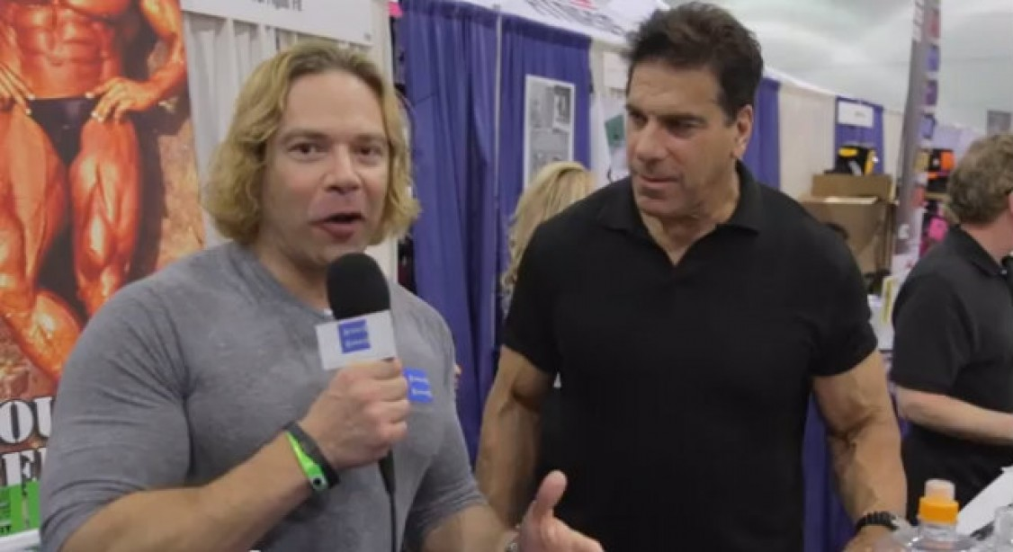 Hollywood and Fitness World Collide at  2014 LA Fit Expo