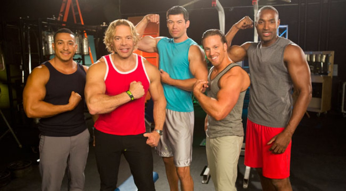 Get Hollywood Muscle with Eric The Trainer