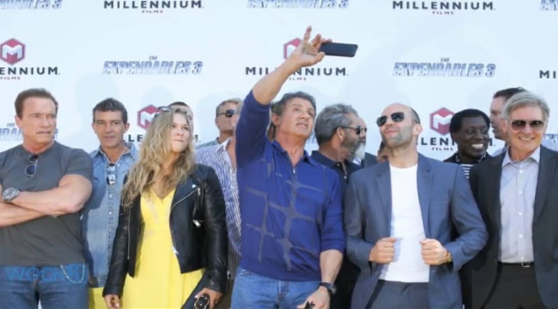 'The Expendables 3' Cast Takes Over Cannes