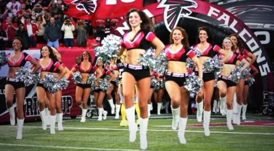 Hot NFL Cheerleaders in the Preseason