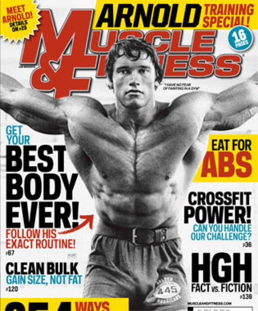 Everything Arnold in the February M&F