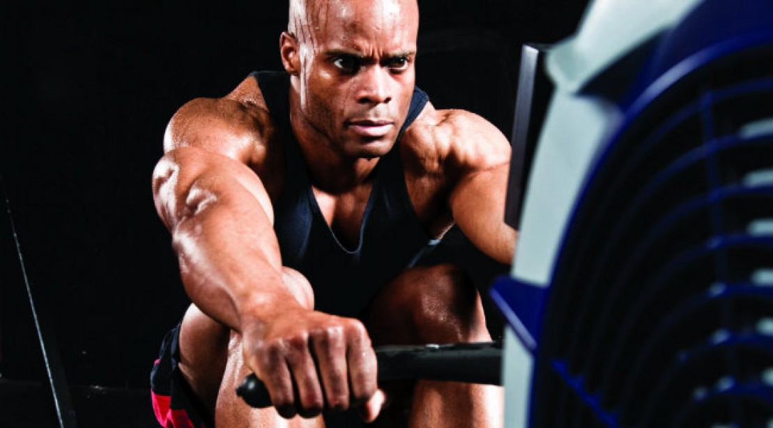 Mma Style Crossfit Workout Muscle Fitness