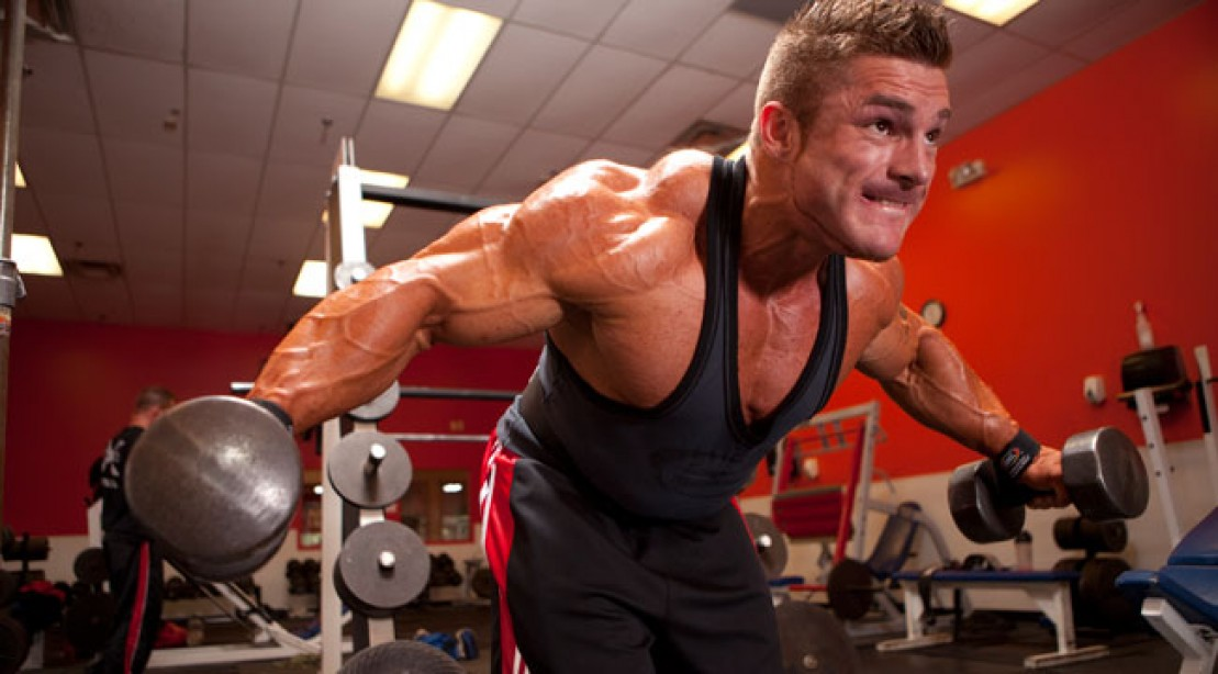 Bodybuilding 3-Week Delt Blast