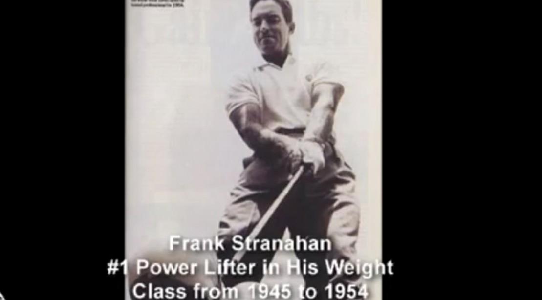 RIP Frank 'Toledo Strongman' Stranahan, 1922-2013