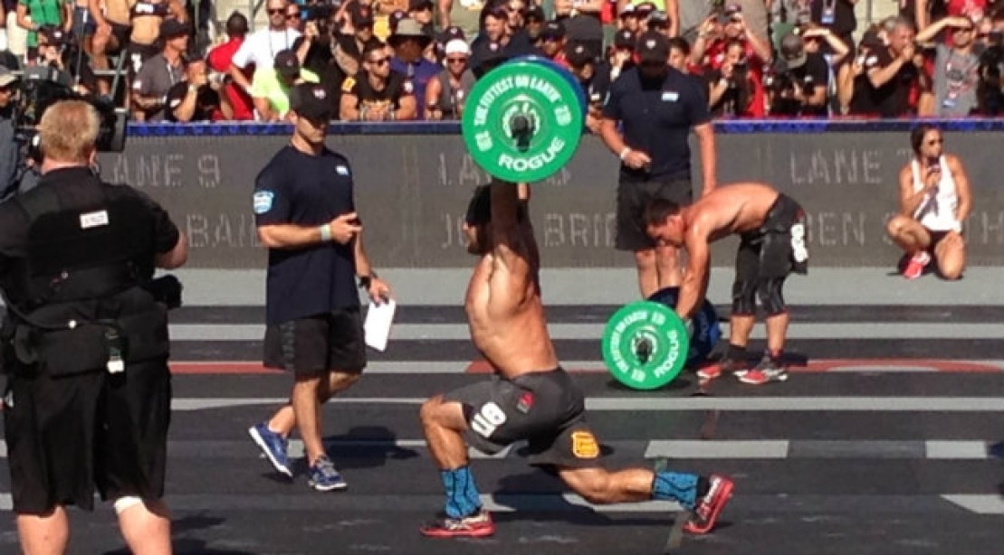 Rich Froning Wins 2013 Reebok CrossFit Games