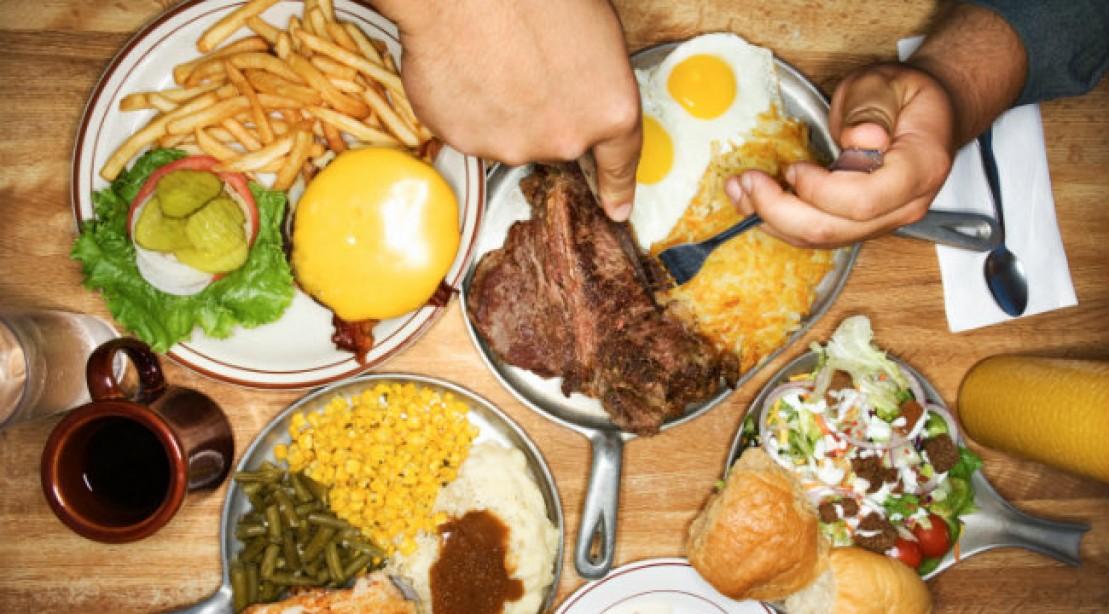 Beginner's Nutrition Tips: Eating Order