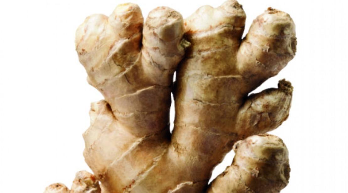 Ginger: Superfood for Super Training