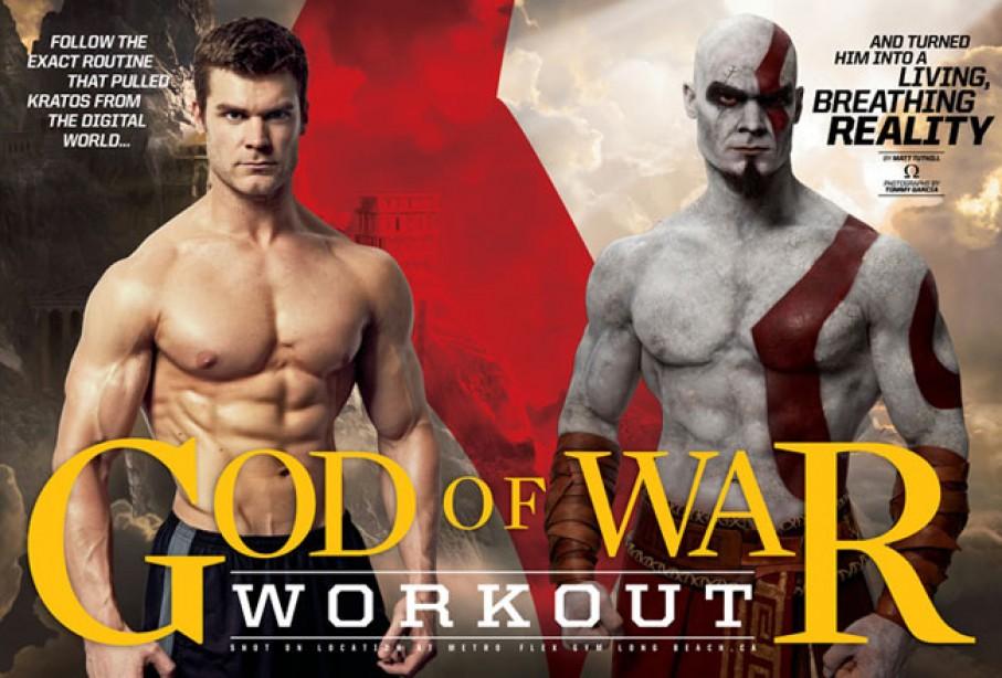 The God of War Workout