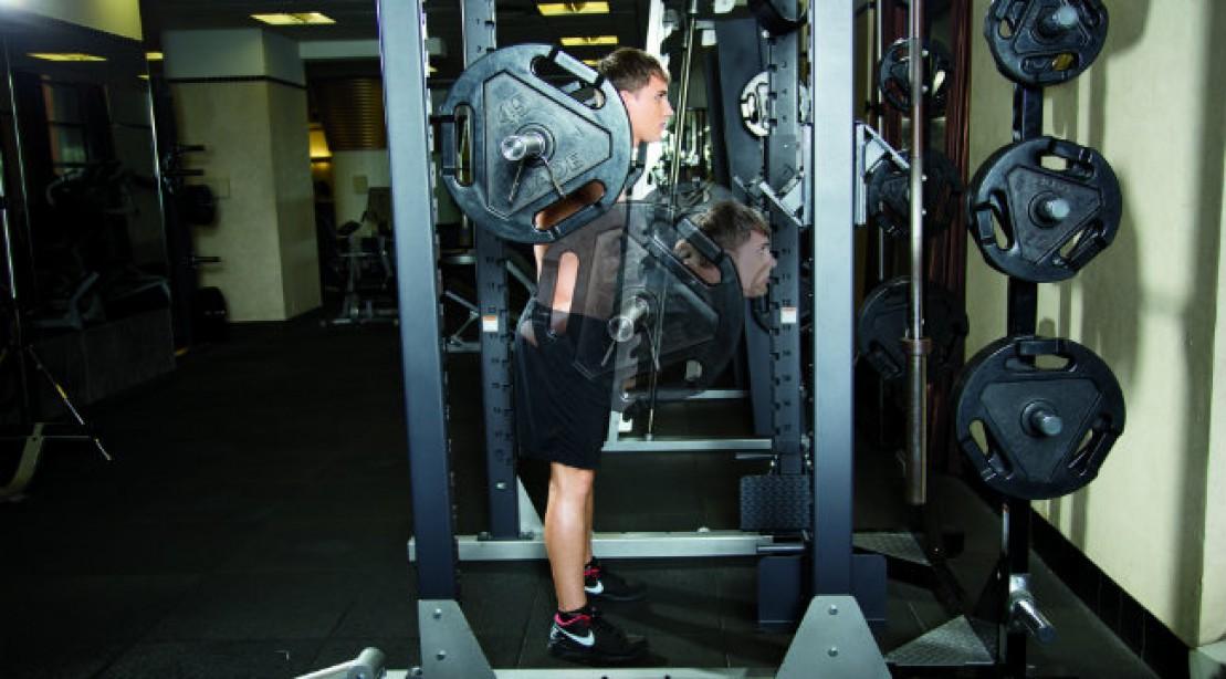 Lower Back Training: Good Mornings