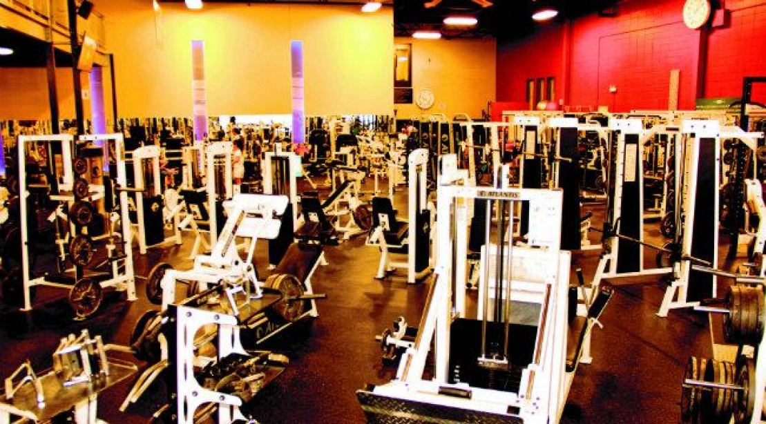 Take the Guesswork Out of Beating Gym Crowds